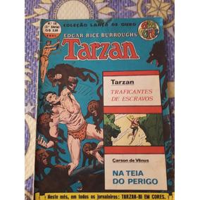 Tarzan Cores Nr 19 - 2a Serie - Junho 1974
