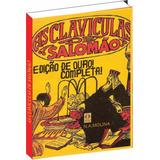 As Clavículas De Salomão - Edição Completa - Livro Novo