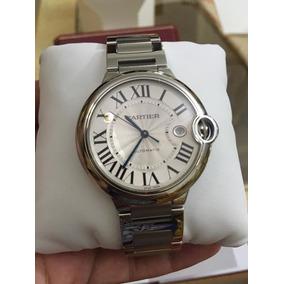 6d31d2712a2 Relogio Cartier Ballon Bleu - Relógios De Pulso no Mercado Livre Brasil