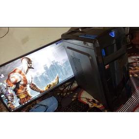 Pc Gamer Fx 8300 + 8gb Ram 1600mhz + Ssd 128gb + 500 Hd