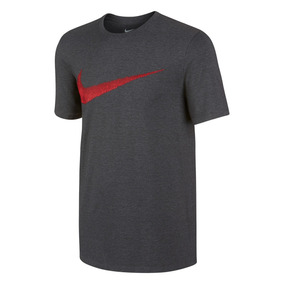 Camiseta Nike Nsw Tee Swoosh Masculina Original Jp Sports 53a6a6212f315