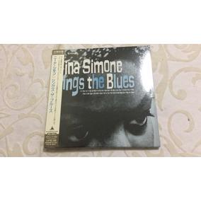 Cd Nina Simone Sings The Blues Minilp Japan