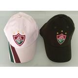 2b6b76aef514e Bone Do Fluminense Vermelho Adidas no Mercado Livre Brasil