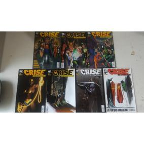Crise De Identidade Completa Dc Batman Superman Gibi Hq