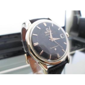 e438ae5815d5 Reloj Omega Constellation Pie Pan Oro Rosa De 18 K - Relojes en ...