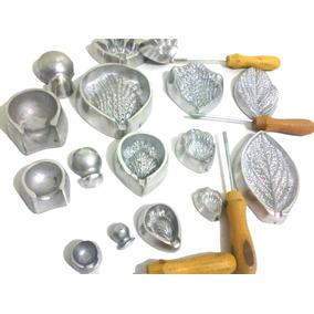Frisador De Eva Em Alumínio Fund Kit Flores Eva Em Alumínio