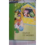 Libro De Manualidades , Enciclopedia Mundo De Los Niños