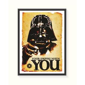 Pôster Darth Vader - Pequeno