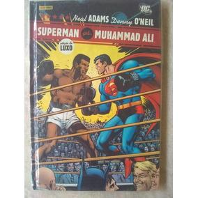 Superman Muhammad Ali Edição De Luxo Panini