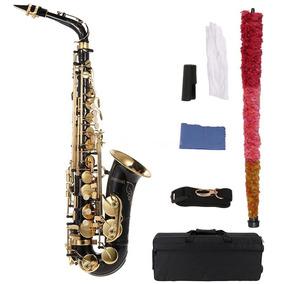 Saxofón Alto En Mi Bemol Con Accesorios