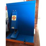 Máquina De Fazer Chinelos Manual + Facas + Frisador