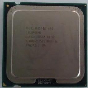 Procesador Intel Celeron 430 1.80ghz 512/800kb