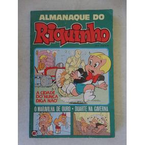 Almanaque Do Riquinho Nº 9! Rge Set-out 1980!