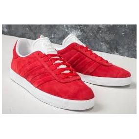 online retailer b29ab aa84c Zapatillas adidas Gazelle Rojas Unicos