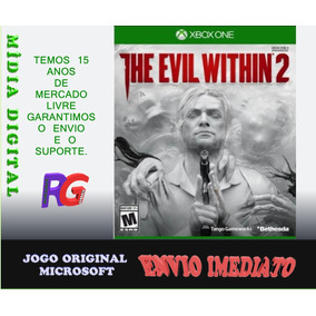 The Evil Within 2 One Conta Compartilhada Roraima Games