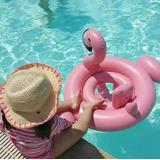 Boia Unicórnio Ou Flamingo Para Bebe Criança Ate 4 Anos