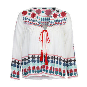 Blusa De Moda Kimono Cardigan Algo Fresco Audaz Vintage