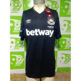 Camiseta West Ham United 2015-16 Umbro Tercera Equipación