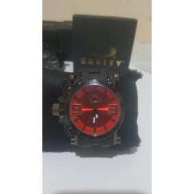 aaceac5802b Relógio Da Oakley Blade 1 - Relógio Oakley Masculino no Mercado ...