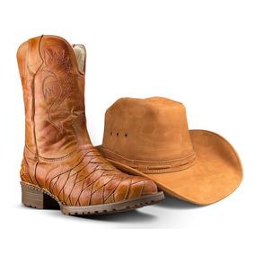 Chapeu Country Masculino Impermeavel - Sapatos no Mercado Livre Brasil 25d6604e6f0