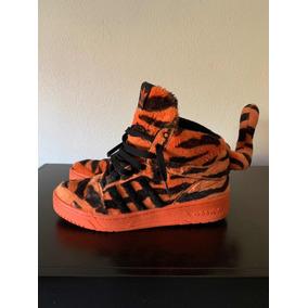 adidas Jeremy Scott Tiger Shoe