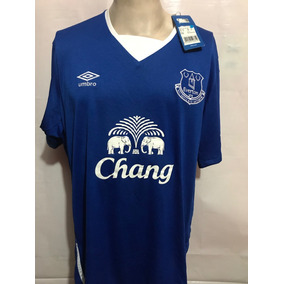 Jersey Umbro Everton De Inglaterra 100%original D Coleccion 7fff0b65d