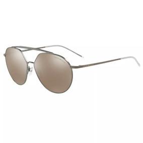 5b0b333a4e5bb Óculos De Sol Emporio Armani Masculino Ea2070 3003 5a 59