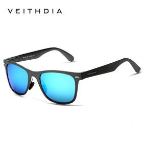 ... Original Metal Uv400 + Case. Rio de Janeiro · Óculos De Sol Veithdia  Unisex Polarizado Vt2140 1c316f585a