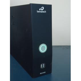 Mini Cpu Rc 8100 Bematech Pdv Atom 1.8ghz/ Mem 2gb Hd500gb
