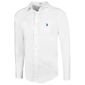 Camisa U.s. Polo Assn Uspa - Camisas Manga Larga de Hombre en ... eff7763a63144