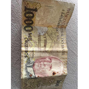Nota De 1000 Cruzeiros
