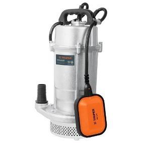 Bomba Sumergible Para Agua Limpia, Metálica,uso Rudo, 1 Hp