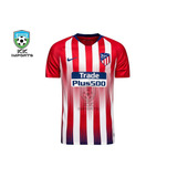 Camisa Atletico Madrid Uniforme 2 - Camisa Atlético de Madrid ... 0d8cb3019da98