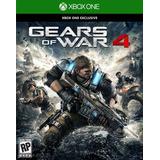 Gears Of War 4 Xbox/pc Codigo Entrega Inmediata