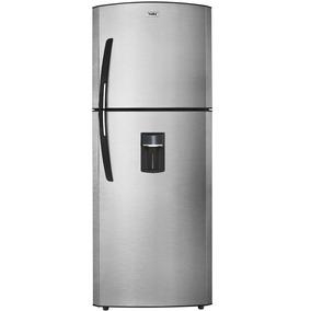 Refrigerador Automático 251.19 L Acero Inoxidable Mabe