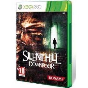 Silent Hill Downpour Xbox 360 Mídia Física Usado