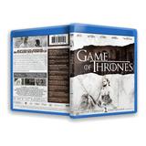 Pack Juego De Tronos - Game Of Thrones - Completa - Bluray
