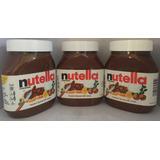 Nutella Ferrero 750 Gramos (26,5onzas)