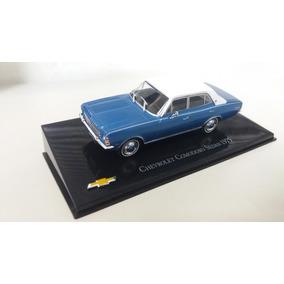 Miniatura Opala Comodoro 1975 Chevrolet Salvat Nº71