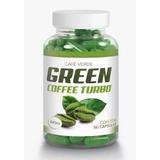 Green Coffee Turbo 60 Cápsulas De 640mg - Redução De Peso
