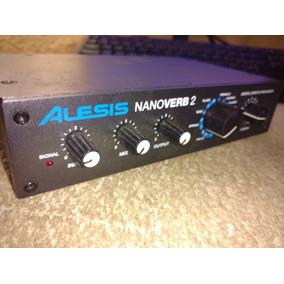 Nanoverb 2 Alesis Processador Efeitos Digital
