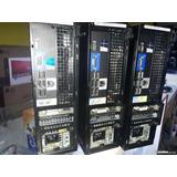 Cpu Dell Con Hdmi 3ra G, 4gb Ddr3 Y 160 Y 250gb
