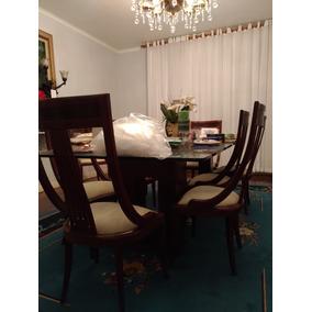 Linda Mesa De Jantar + Cadeiras - Veja Fotos! Imperdível!!!!