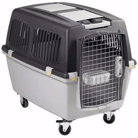 Caixa Transporte Para Cães Gulliver 7 Serve P/ Avião Fgrátis