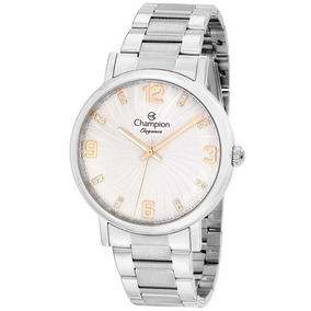 Relógio Champion Feminino Original Cn25636q + N. Fiscal