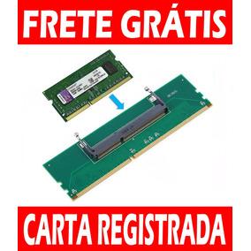 Adaptador Memoria Ram Ddr3 De Notebook Para Desktop Pc