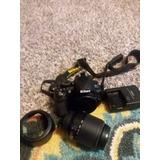 Camara Nikon D3100 Nueva (leer Descripción)