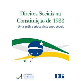Livro Direitos Sociais Na Constituição De 1988