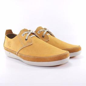 sale retailer 49384 bf07d Zapatos Urbanos De Cuero Nobuck Tipo Cat Para Hombre Ndph