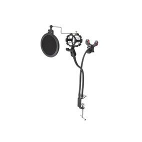 Mitzu Tri-2000 Base Para Microfono Kit 3 En 1